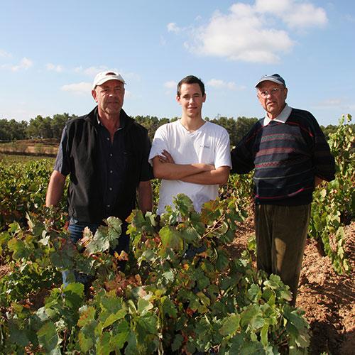 3 Generations Famille Bousquet Corbieres