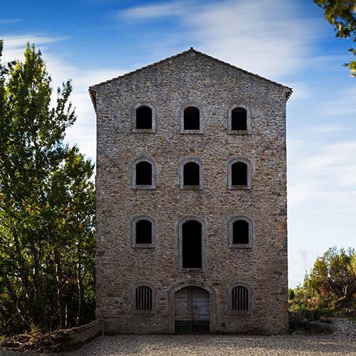 Moulin du Château Grand Moulin en Corbières