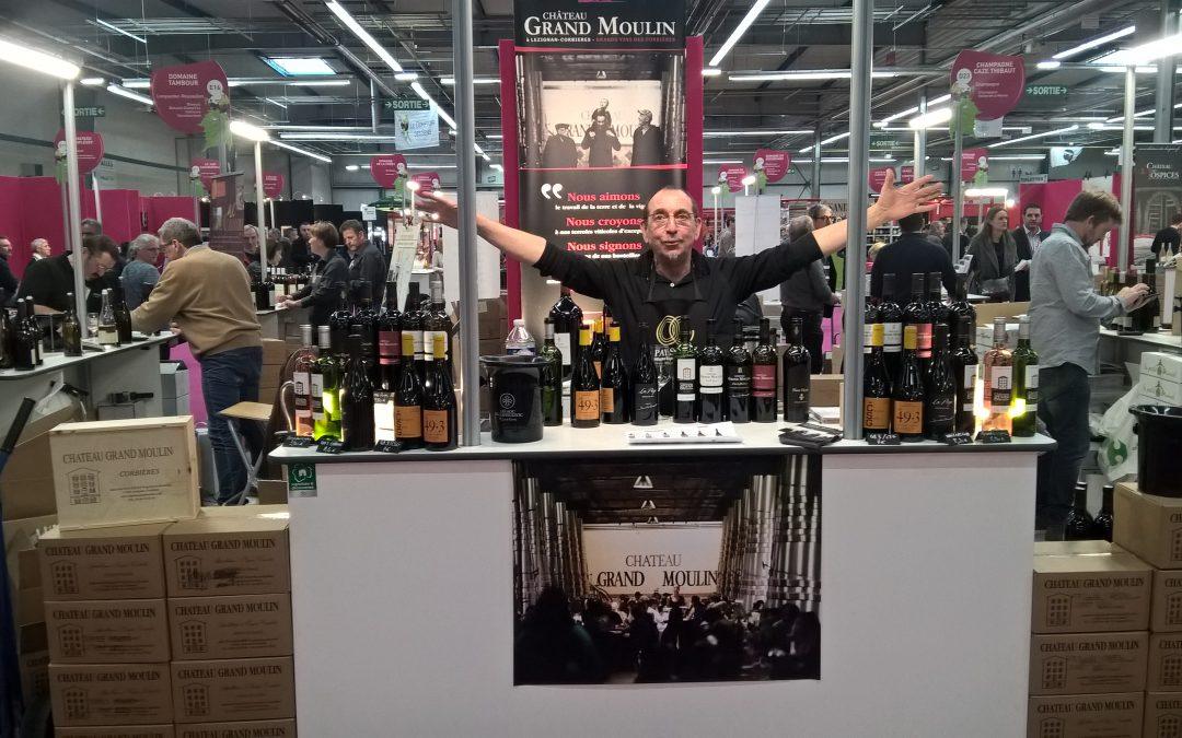 Salon Vins et Terroirs